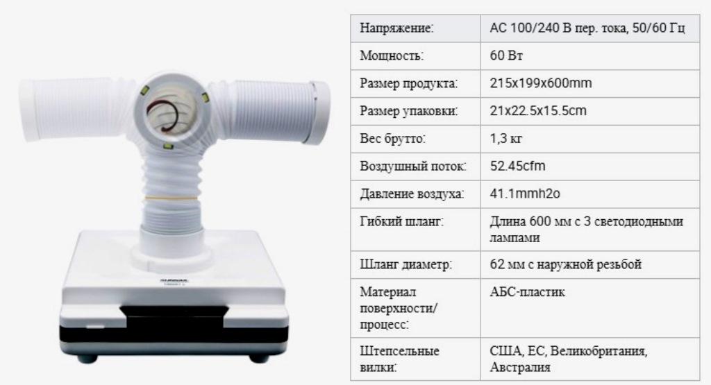 Пылесос Лед труба без коробки RUS